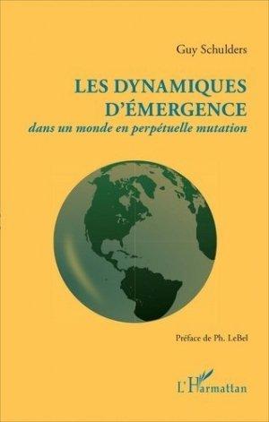 Les dynamiques d'émergence dans un monde en perpétuelle mutation - l'harmattan - 9782343112503 -