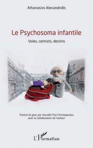 Le Psychosoma infantile - l'harmattan - 9782343129211 -