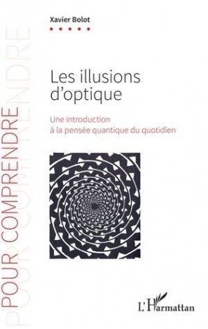 Les illusions d'optique - l'harmattan - 9782343131641 -