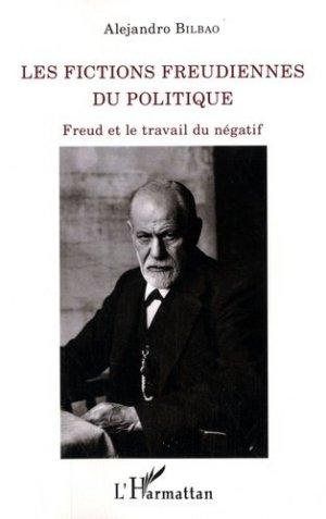 Les fictions freudiennes du politique - l'harmattan - 9782343148960