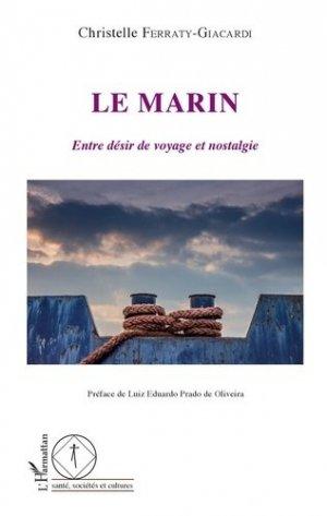 Le marin - l'harmattan - 9782343154954 -