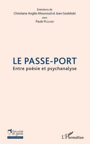 Le Passe-Port. Entre poésie et psychanalyse - l'harmattan - 9782343162386 -