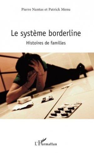 Le système bordeline - l'harmattan - 9782343173955