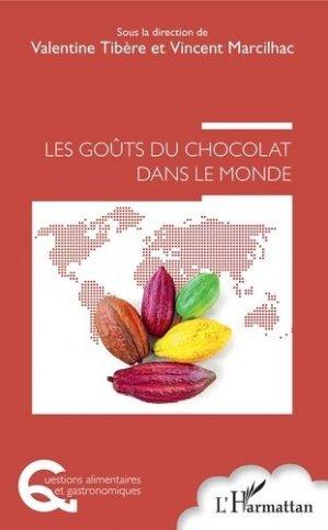 Les goûts du chocolat dans le monde - l'harmattan - 9782343184234 -