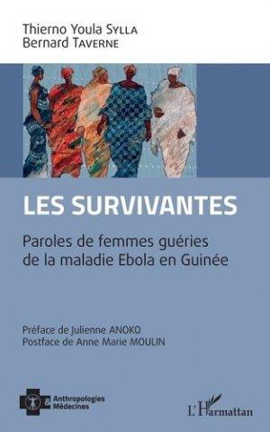 Les survivantes - l'harmattan - 9782343191973 -