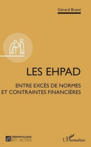 Les EHPAD - l'harmattan - 9782343193694 -