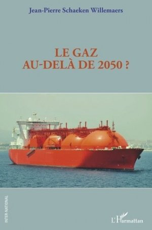Le gaz au-delà de 2050 ? - l'harmattan - 9782343209616 -