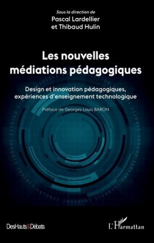 Les nouvelles médiations pédagogiques - l'harmattan - 9782343216690 -