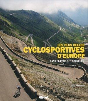 Les plus belles cyclosportives d'europe - glenat - 9782344023778 -