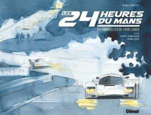 Les 24 heures du Mans - glenat - 9782344029251 -