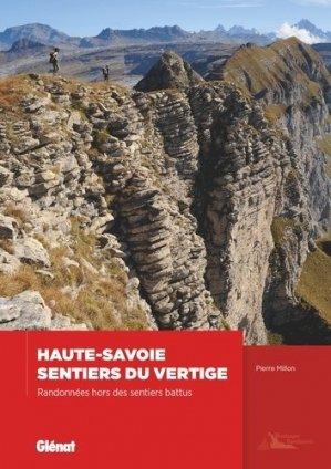 Les sentiers du vertige en Haute-Savoie - Glénat - 9782344031223