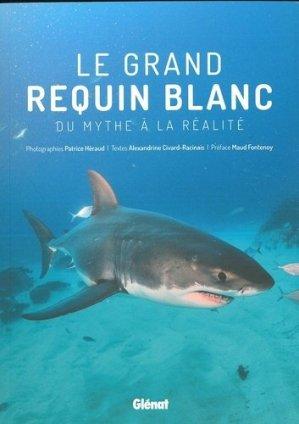 Le grand requin blanc - Glénat - 9782344031339 -