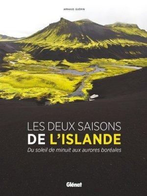 Les deux saisons de l'Islande - Glénat - 9782344032411 -