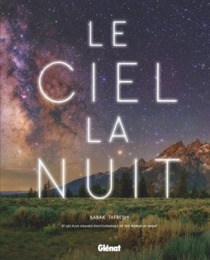 Le ciel la nuit - Glénat - 9782344039465 -
