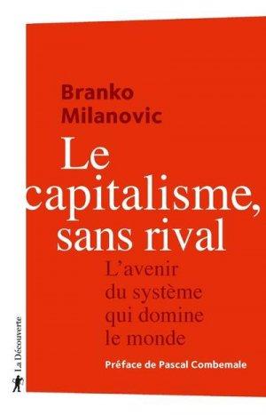 Le capitalisme, sans rival - la découverte - 9782348055584 -