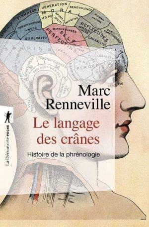 Le langage des crânes - La Découverte - 9782348064791 -