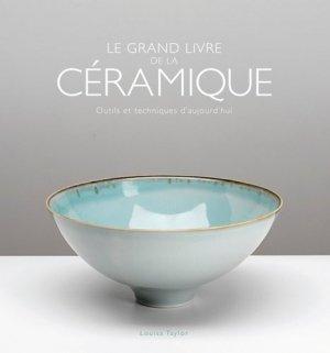 Le grand livre de la céramique - pyramyd - 9782350172583 -