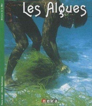 Les Algues - neva  - 9782350551432 -