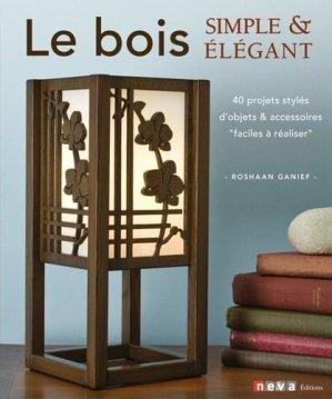 Le bois - Néva éditions - Magland - 9782350552880 -