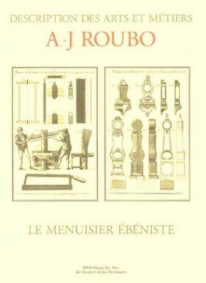 Le Menuisier Ebéniste - le bouvet / bibliothèque de l'image - 9782350580111 -