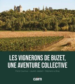 Les vignerons de Buzet, une aventure collective - cairn - 9782350683799 -