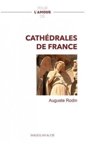 Les cathédrales de France - magellan et cie - 9782350746067 -