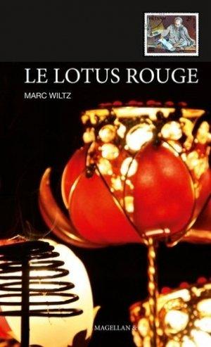 Le lotus rouge - magellan et cie - 9782350746128 -
