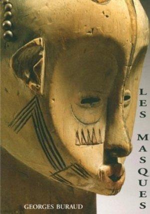 Les masques - Editions Les Belles Lettres - 9782350880839 -