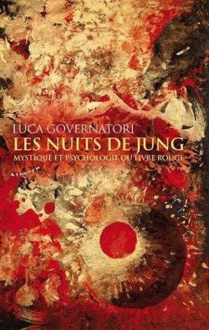 Les nuits de Jung - almora - 9782351184004 -