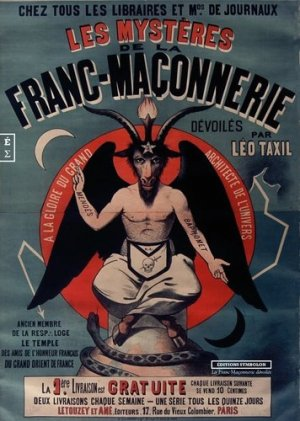 Les mystères de la franc-maçonnerie dévoilés par Léo Taxil - complicités - 9782351201527 -
