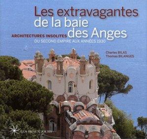 Les extravagantes de la Baie des Anges - les beaux jours - 9782351790809 -