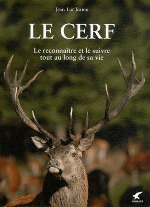 Le cerf - gerfaut - 9782351910863 -