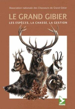 Le grand gibier - gerfaut - 9782351910887 -