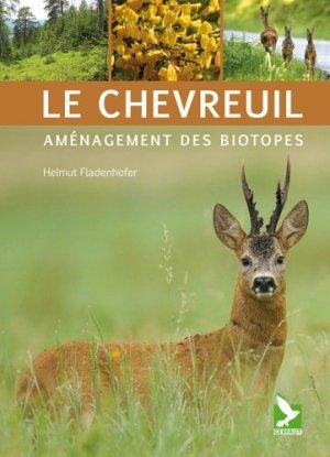 Le chevreuil - gerfaut - 9782351911440 -