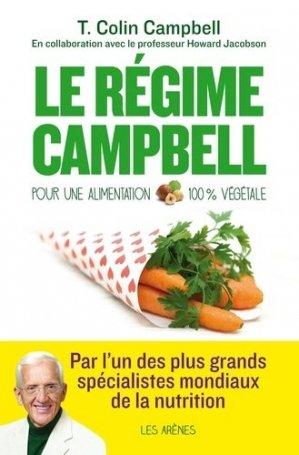 Le régime Campbell - les arenes - 9782352043225 -