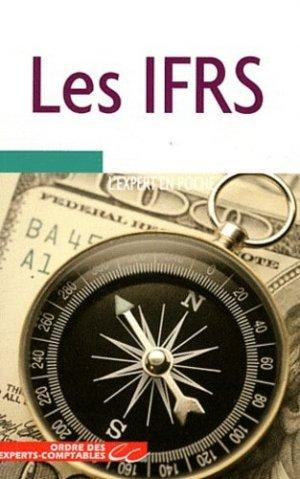 Les IFRS - Expert Comptable Média - 9782352671626 -