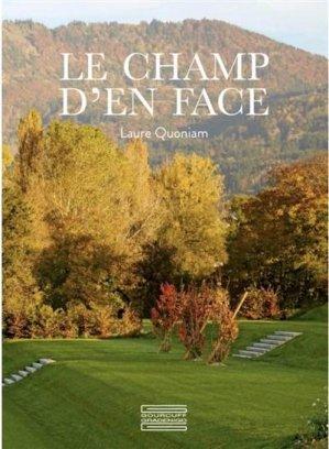 Le Champ d'en face - Gourcuff Gradenigo - 9782353403158 -