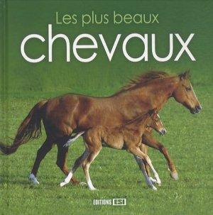 Les plus beaux chevaux - Editions ESI - 9782353554638 -