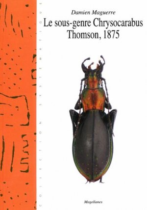 Le sous-genre Chrysocarabus Thomson, 1875 - magellanes - 9782353870516 -