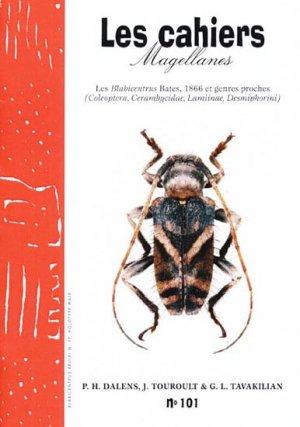 Les Blabicentrus Bates, 1866 et genres proches - magellanes - 9782353870578 -