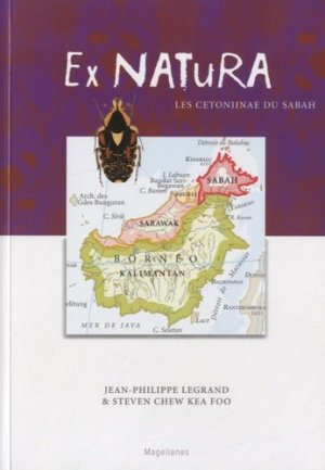 Les Cetoniinae du Sabah - magellanes - 9782353870776 -