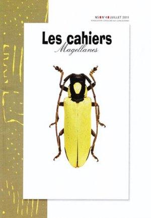 Les cahiers Magellanes - magellanes - 9782353870851 -