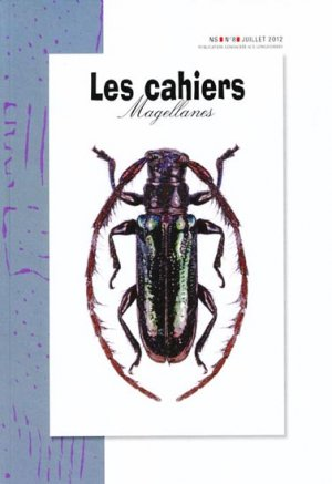 Les cahiers Magellanes - magellanes - 9782353870943 -