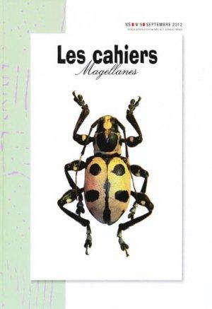 Les cahiers magellanes - magellanes - 9782353870950 -