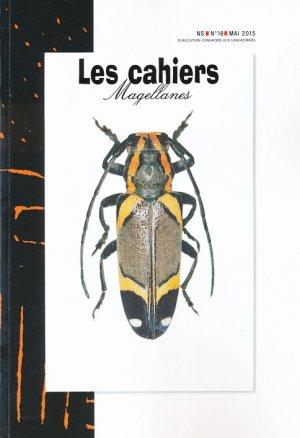 Les cahiers Magellanes - magellanes - 9782353871162 -