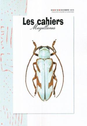 Les cahiers Magellanes - magellanes - 9782353871209 -