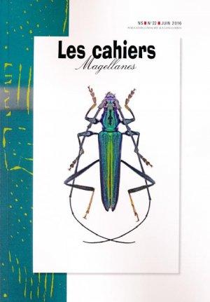 Les cahiers Magellanes - magellanes - 9782353871247 -