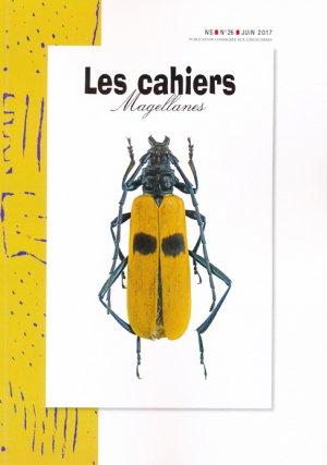 Les cahiers Magellanes - magellanes - 9782353871339 -