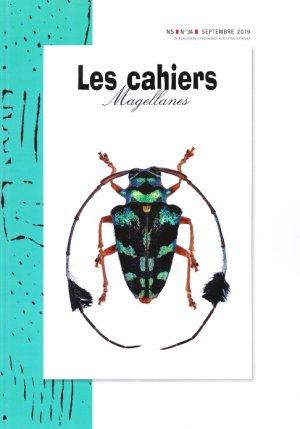 Les cahiers Magellanes - magellanes - 9782353871452 -