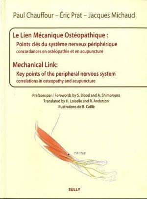 Le lien mécanique ostéopathique - sully - 9782354322137